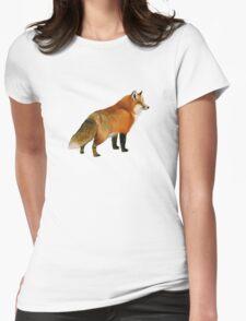 Fox Fox Fox Womens Fitted T-Shirt