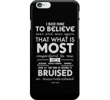 Audre Lorde phone case iPhone Case/Skin