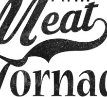 Ron swanson , Meat tornado Sticker