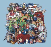 StudioGhibli Kids Tee