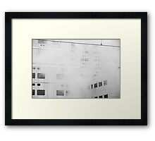 highrise 2 Framed Print