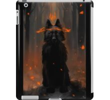 Crowned Wolf iPad Case/Skin