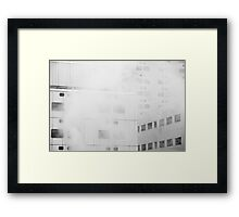 highrise 3 Framed Print
