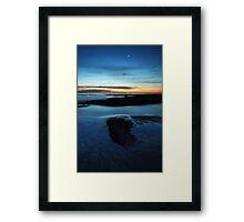 Twilight Moods Framed Print