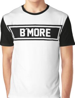 B More Graphic T-Shirt