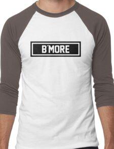 B More Men's Baseball ¾ T-Shirt