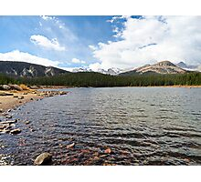 Brainard Lake Wide Photographic Print