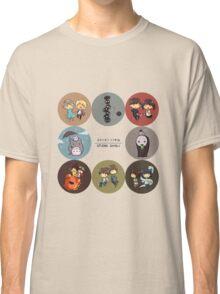 StudioGhibli Pins Classic T-Shirt