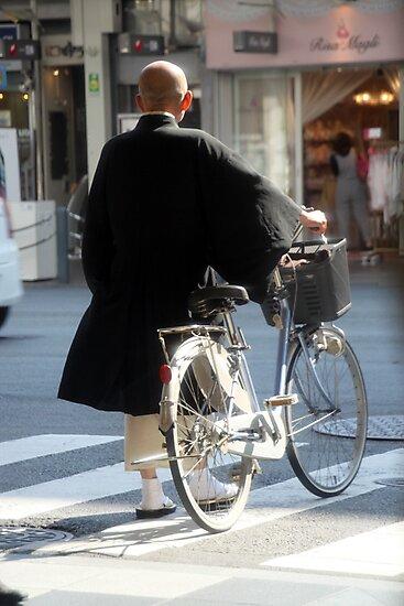 Bike by Cathie Tranent