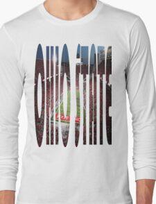 Ohio State, Ohio Stadium Long Sleeve T-Shirt