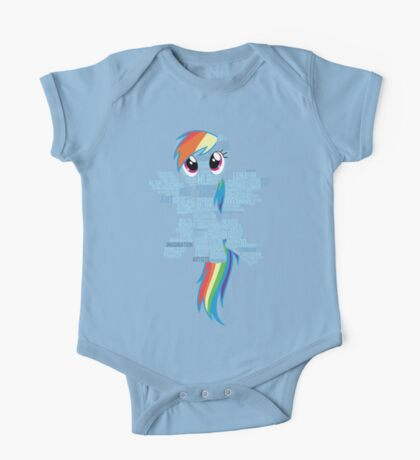 I am a brony because... One Piece - Short Sleeve