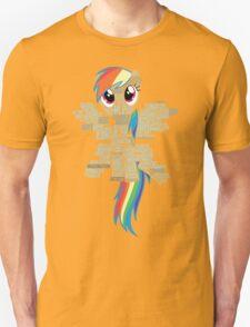 I am a brony because... Unisex T-Shirt