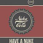 Nuka Cola by SolarShadow1