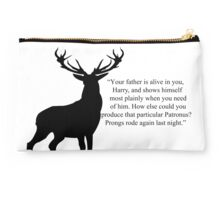 Quote about Prongs Studio Pouch