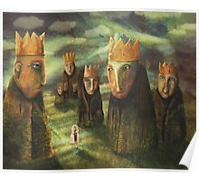 In the Company of Kings Poster