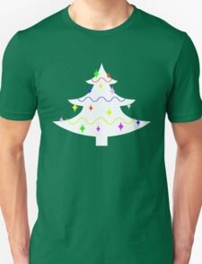 White Christmas tree T-Shirt