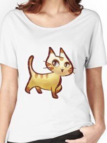 Pretty Kitty Women's Relaxed Fit T-Shirt