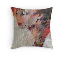 'Solitude' Throw Pillow