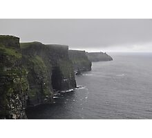 Moher in the Morning Photographic Print