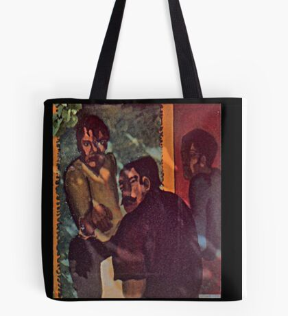 Three Amazing GUYS-1966 * Tote Bag