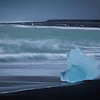 Jokularson Icebergs by amieanderson