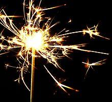 End Of A Spark by KateJasmine