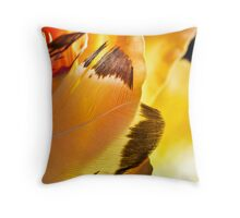 Wings of Aries Throw Pillow