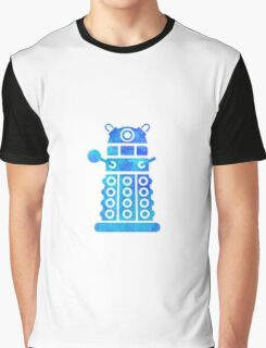 dalek blue version Graphic T-Shirt
