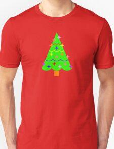 Christmas tree 6 Unisex T-Shirt