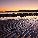 Sand ripples by fotosic
