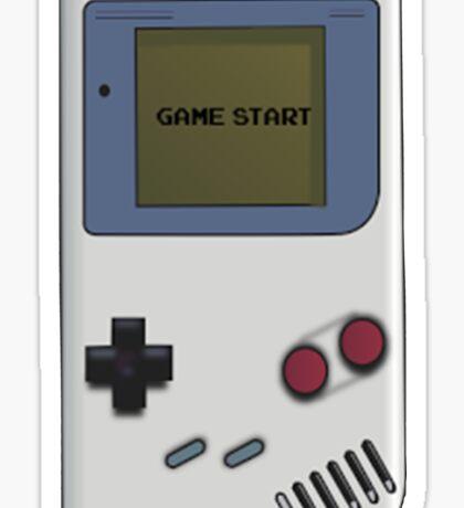 Nintendo Gameboy  Sticker