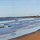 Ocean Grove Victoria Panorama by Luke Donegan
