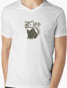 MGSV: D-dog Mens V-Neck T-Shirt