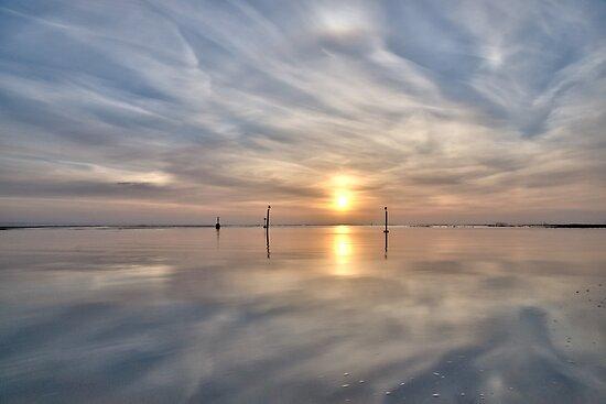 Reflecting Sands by John Sharp