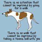 Things my dog says by firstdog