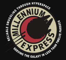 Millennium Falcon Express Kids Clothes