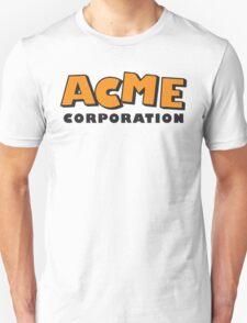 ACME corporation (orange) T-Shirt