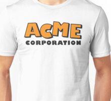 ACME corporation (orange) Unisex T-Shirt