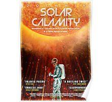 Poster/Postcard - Solar Calamity Poster