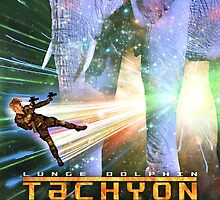 Poster/Postcard - Tachyon Pachyderm by LungeDolphin