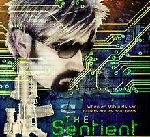 Poster/Postcard - The Sentient Gun by LungeDolphin