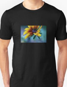 Yellow and Blue Unisex T-Shirt