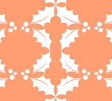 Holly Pattern Sticker