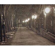 Twilight in Tehran Photographic Print