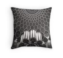 Intricate Detail - Dubai Throw Pillow