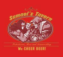 Samael's Tavern by AndreusD