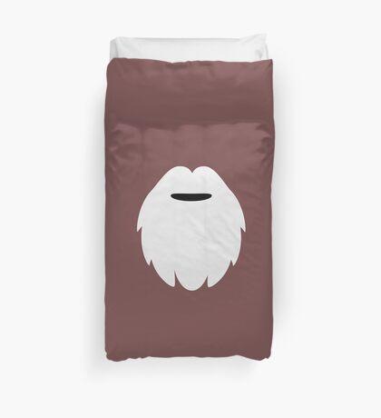 Santa Beard Duvet Cover