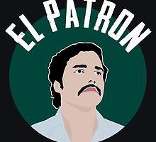 Pablo Escobar - El Patron by Leopard