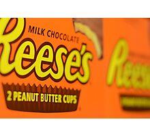 Chocolate & Peanut Butter....mmmmmm! Photographic Print