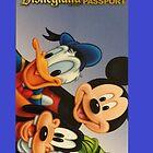 Disneyland Annual Pass-New by suicidalninja93